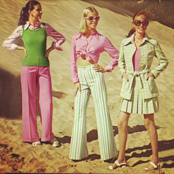 70年代ファッション